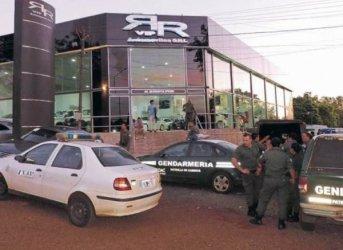 Un local quitado a narcos fue cedido a la Gendarmería