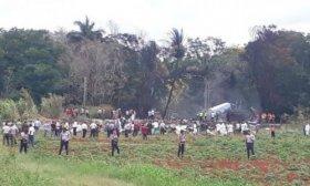 Se estrell� un avi�n en Cuba con 105 personas a bordo: hay tres sobrevivientes