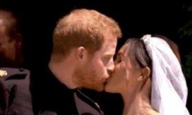El pr�ncipe Harry y Meghan Markle se casaron ante los ojos del mundo