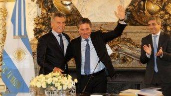 Macri decidió que Dujovne coordine todo el equipo económico