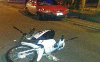 Una mujer murió tras el despiste de la moto en la que viajaba