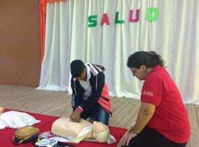 Última semana para revalidar el curso de primeros auxilios