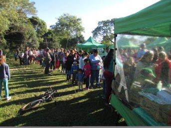 Salud Pública brindó atenciones en el barrio San Roque Este