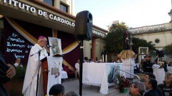 Corrientes rindieron su tributo de fe a Santa Rita de Casia