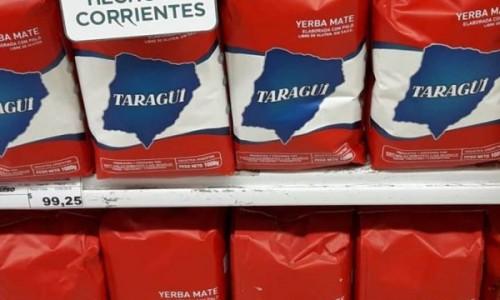 Exclusivo: Los precios del kilo de yerba superan los $90