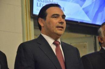 <p>Valdés: &quot;Es una posibilidad que el Gabinete Provincial se reúna en Santo Tomé&quot;</p>