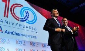 """Macri: Es fundamental que el sector privado ponga ritmo"""""""