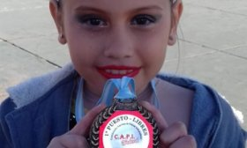 Lourdes Romero se consagr� campeona regional