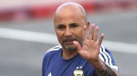 Sampaoli se hizo responsable de la derrota de la Argentina ante Croacia