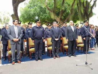 Exclusivo: Acto de ascenso de 660 policías de la ciudad de Corrientes