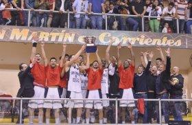 San Lorenzo le ganó a San Martín y se consagró tricampeón de la Liga