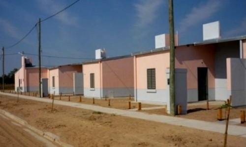 Viviendas del barrio Ponce: Se entregarían a principios de agosto