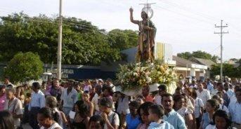 Stanovnik presidirá los actos centrales de la festividad de San Juan Bautista