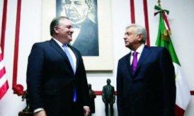 Funcionarios de Trump quieren mejorar las relaciones con M�xico