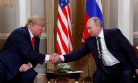 """Trump y Putin: """"La Guerra Fr�a ha terminado, es un muy buen comienzo"""""""