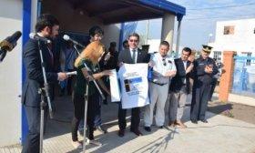El Gobierno provincial inaugur� el Centro de Ex Combatientes de San Roque