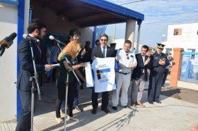 El Gobierno provincial inauguró el Centro de Ex Combatientes de San Roque