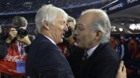 Alejandro Sabella y José Pekerman, los nombres que se manejan para la refundación de la Selección