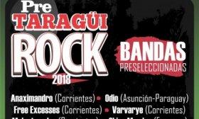 Bandas de la regi�n competir�n por un lugar en el Tarag�� Rock