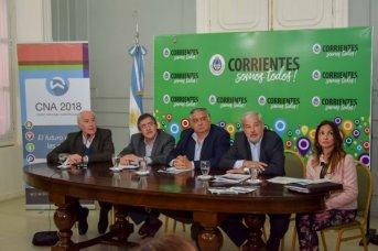 Provincia y Nación lanzaron el Censo Agropecuario 2018 en Corrientes
