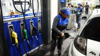 Combustibles: Llegó la segunda suba de precios en agosto