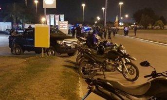Secuestraron casi 40 motos a