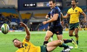 Nueva victoria hist�rica de Los Pumas: vencieron por 23-19 a Australia por el Rugby Championship