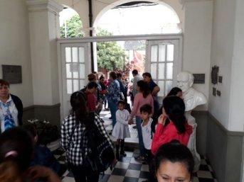Confirman un caso de Gripe A en la Escuela Sarmiento
