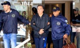 Oscar Thomas fue trasladado a Comodoro Py para ser indagado