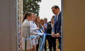 Vald�s inaugur� diversas obras en Pando que mejoran la calidad de vida de los vecinos