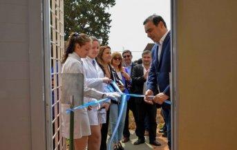 Valdés inauguró diversas obras en Pando que mejoran la calidad de vida de los vecinos
