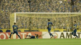 ¡Vale un gol! Wilmar Barrios salvó lo que era el empate de Cruzeiro ante Boca