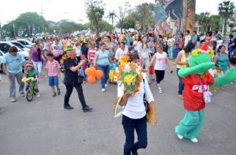 Se viene el Gran Desfile de los Centros de Desarrollo Infantil de la Provincia por Costanera Sur