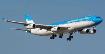 Aerolíneas Argentinas se suma al paro de actividades para el 25 de septiembre