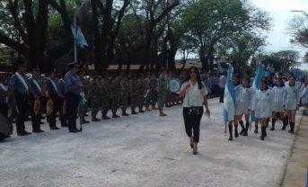 Se realizó el acto central por el 92° aniversario de Gobernador Virasoro