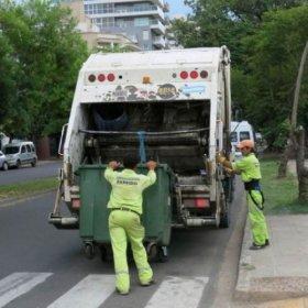 El lunes no habrá recolección nocturna de residuos en la Ciudad