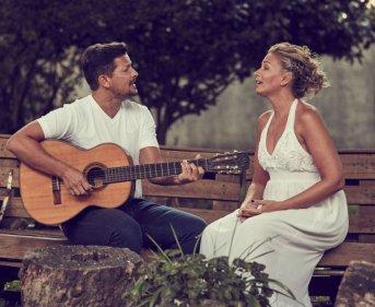 Moulin y Belcastro le ponen música a las Noches Culturales
