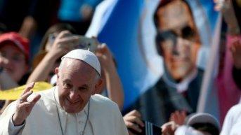Francisco proclamó santos a Oscar Romero, Pablo VI y otros religiosos