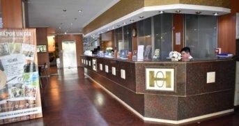 Hoteles céntricos con buen porcentaje de ocupación