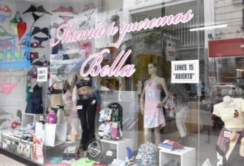 Comerciantes esperan mejorar las ventas en la previa al Día de la Madre