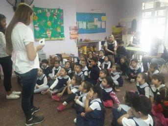 Comenzaron los talleres intensivos en nutrición y campaña de vacunación