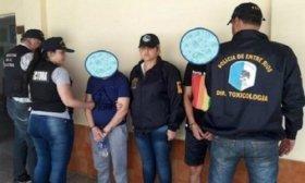 Detuvieron en Chajar� a una jefa narco correntina
