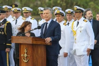 ARA San Juan: el presidente decretará el duelo nacional