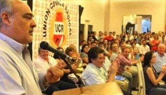 Ricardo Colombi será el nuevo presidente de la UCR en Corrientes