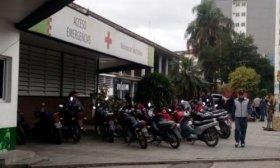 Falleci� una mujer que ayer fue atropellada por una moto en Alberdi y Lamadrid