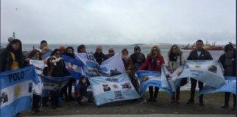 Familiares de los tripulantes del ARA San Juan verán hoy imágenes de cómo encontraron el submarino
