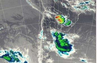 Corrientes ingresó en alerta por tormentas junto a seis provinciales