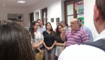 Ricardo Colombi presentó su lista