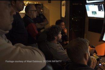 La empresa Ocean Infinity difundió las imágenes del momento en que encontró el ARA San Juan