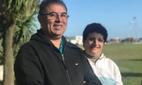 """ARA San Juan: """"Quiero sacar a mi hijo de ah� pero mi esposa sostiene que esa ya es su tumba"""""""